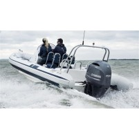 Yamaha F200FETL Uzun Şaft Marşlı Deniz Motoru-Immobilizer