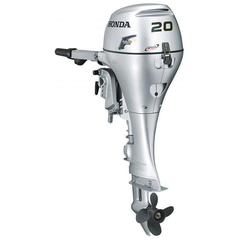 Honda BF 20 DK2 LRU R/C Uzun Şaft Marşlı Deniz Motoru