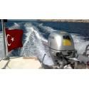 Honda BF 20 DK2 SRU R/C Kısa Şaft Marşlı Deniz Motoru