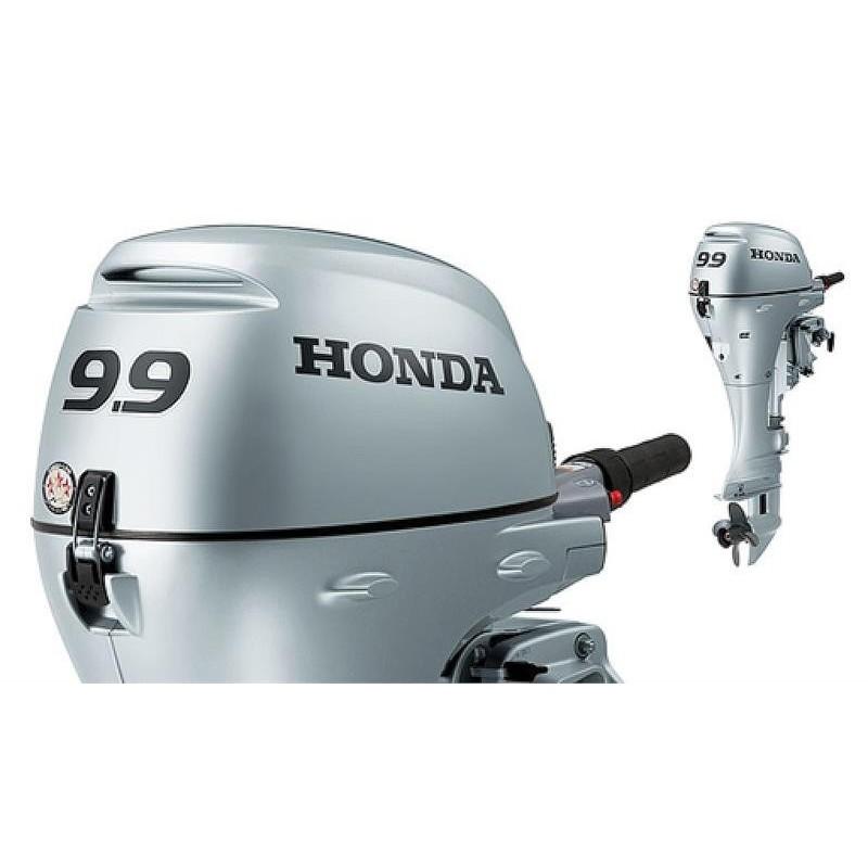 Honda BF 9.9 DK2 LH1 Uzun Şaft İpli Deniz Motoru