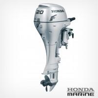 Honda BF 20 DK2 SHU Kısa Şaft İpli Deniz Motoru