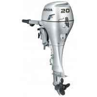 Honda BF 20 DK2 LHSU Uzun Şaft Marşlı Deniz Motoru