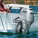 Honda BF 30 DK2 SRTU R/C Kısa Şaft Marşlı Deniz Motoru