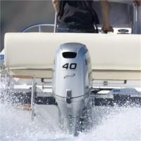 Honda BF 40 DK4 LRTU R/C Uzun Şaft Marşlı Deniz Motoru