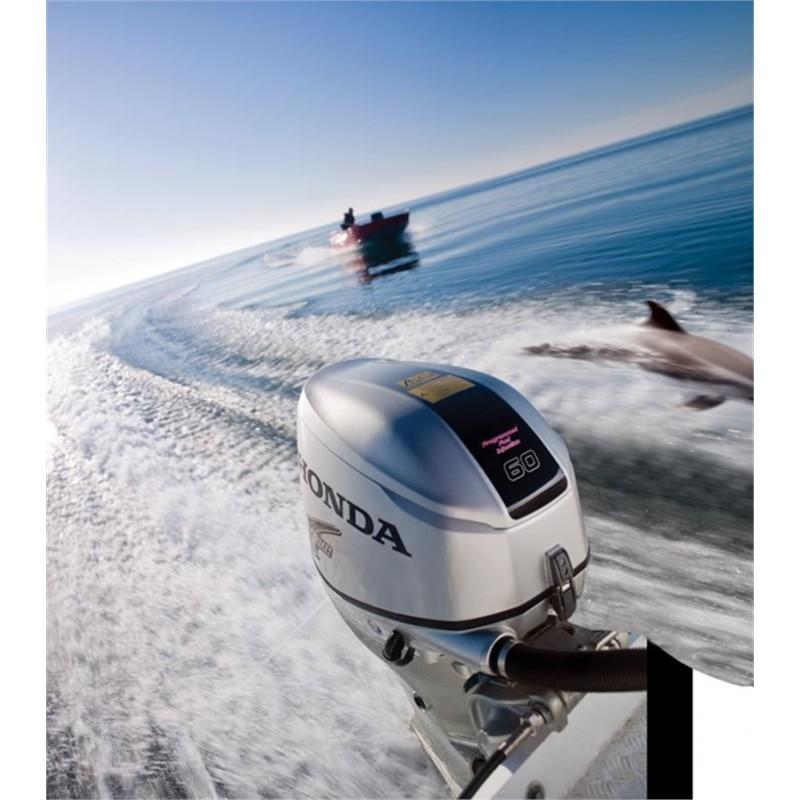 Honda BF 60 AK1 LRTU R/C Uzun Şaft Marşlı Deniz Motoru