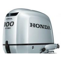 Honda BF 100 A LRTU R/C Uzun Şaft Marşlı Deniz Motoru